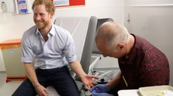 Prince Harry's Live HIV Test Had A Major