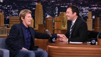 THE TONIGHT SHOW STARRING JIMMY FALLON -- Episode 0507 -- Pictured: (l-r) Actor Denis Leary during an interview with host Jimmy Fallon on July 25, 2016 -- (Photo by: Andrew Lipovsky/NBC/NBCU Photo Bank via Getty Images)