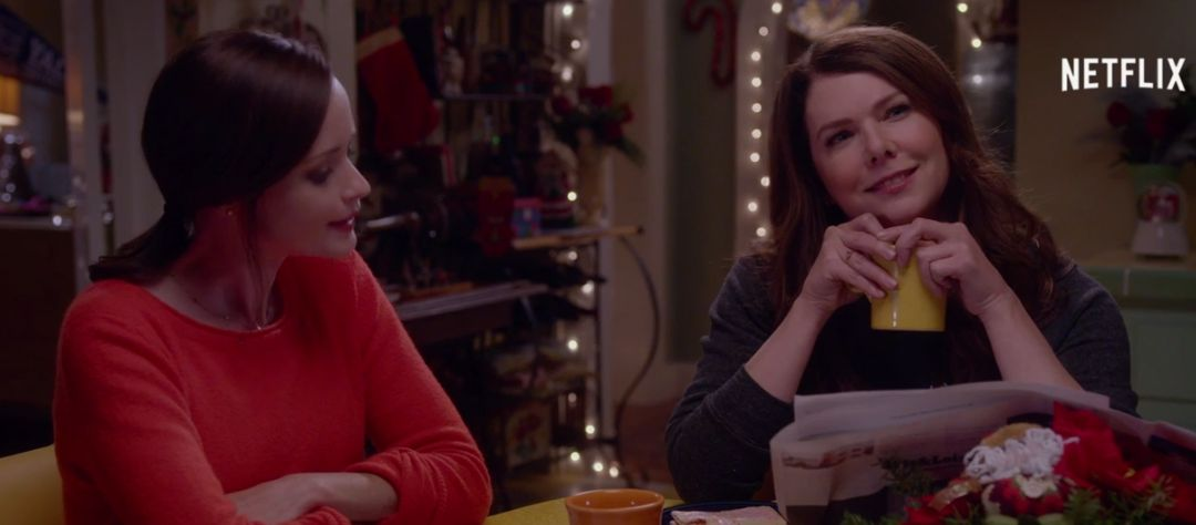 Here's The 'Gilmore Girls' Revival Teaser And Release