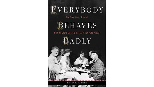 """<a href=""""https://www.amazon.com/Everybody-Behaves-Badly-Hemingways-Masterpiece/dp/0544276000?tag=thehuffingtop-20"""" target=""""_b"""