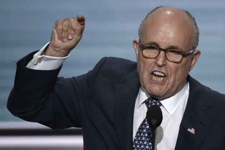 Rudy Giuliani said that it wouldn't surprise him if Russia were trying to interfere in the U.S. election.