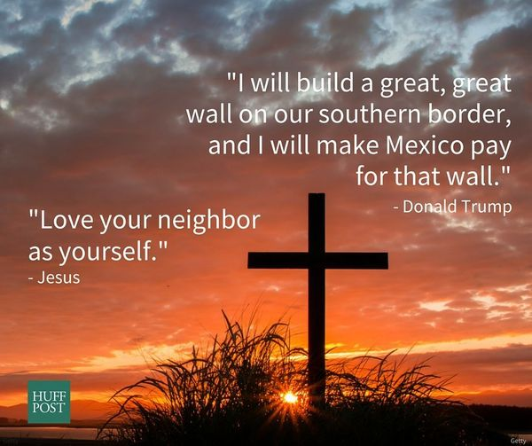 Freedom From Religion Build This Wall