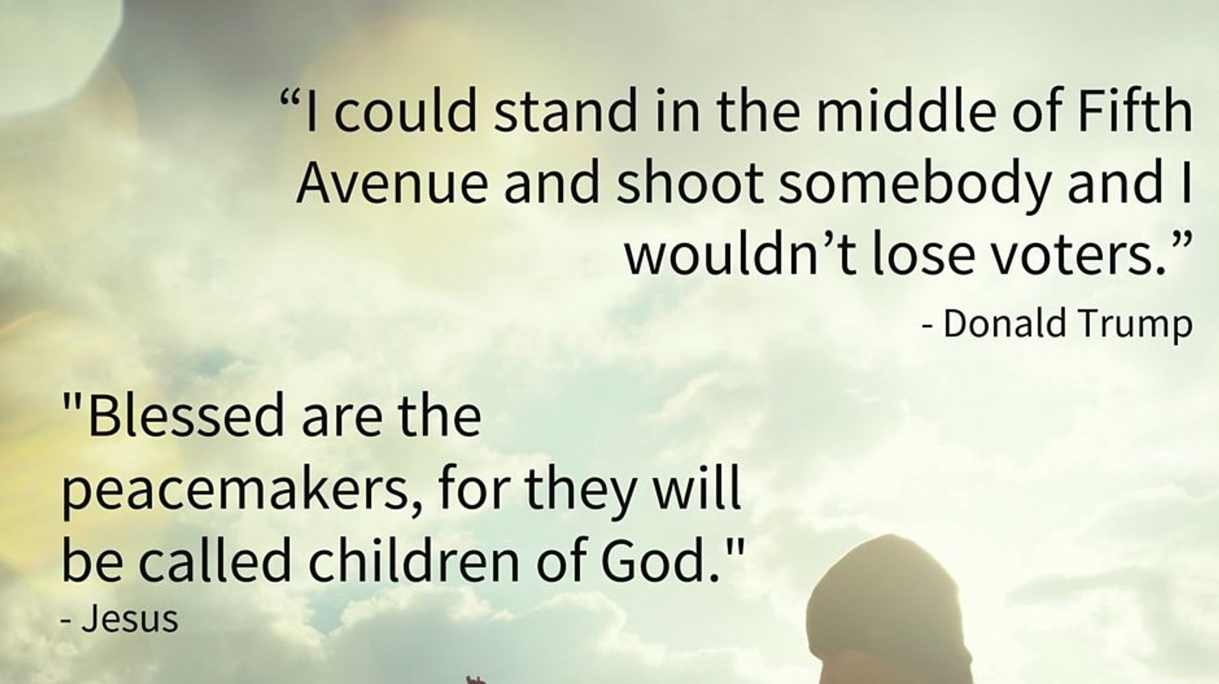 10 Donald Trump Quotes That Should Horrify His Evangelical ...