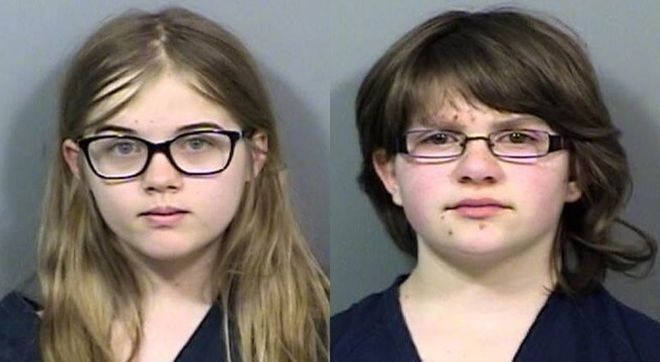 Morgan Geyser and Anissa Weier will be charged as adults for the 2014 attempted murder of a classmate,...