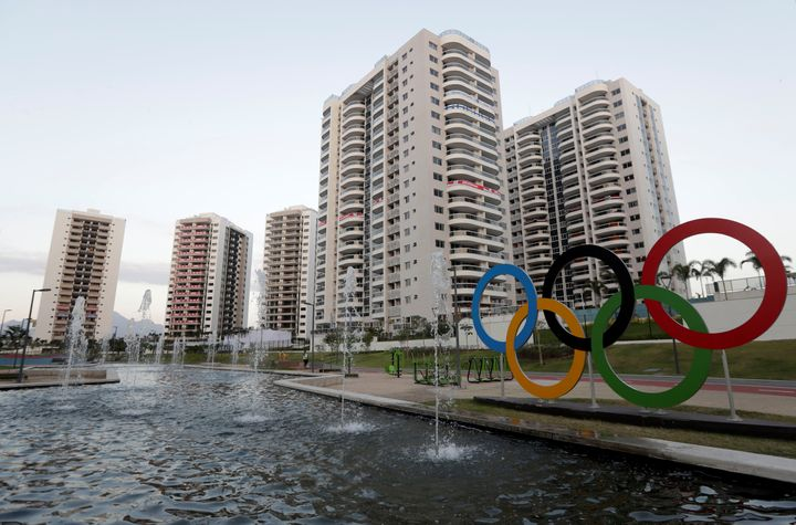 Olympic Village features a multi-faith center with chaplains and prayer spaces representing Christianity, Islam, Hinduism, Buddhism and Judaism.
