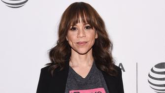 NEW YORK, NY - APRIL 20:  Rosie Perez attends the Tribeca Talks - Daring Women Summit - 2016 Tribeca Film Festival at Spring Studios on April 20, 2016 in New York City.  (Photo by Daniel Zuchnik/Getty Images)