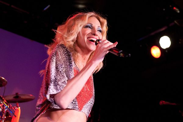Debbie Gibson wasthe Britney Spears of the '80s. She had some tough times, but like most Debbies, she came out stronger