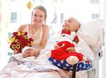 Teen Battling Bone Cancer Marries High School Sweetheart In ICU