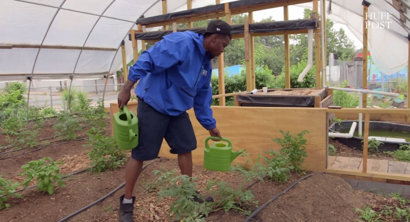 This urban farm is changing the lives of residents in North Philadelphia.
