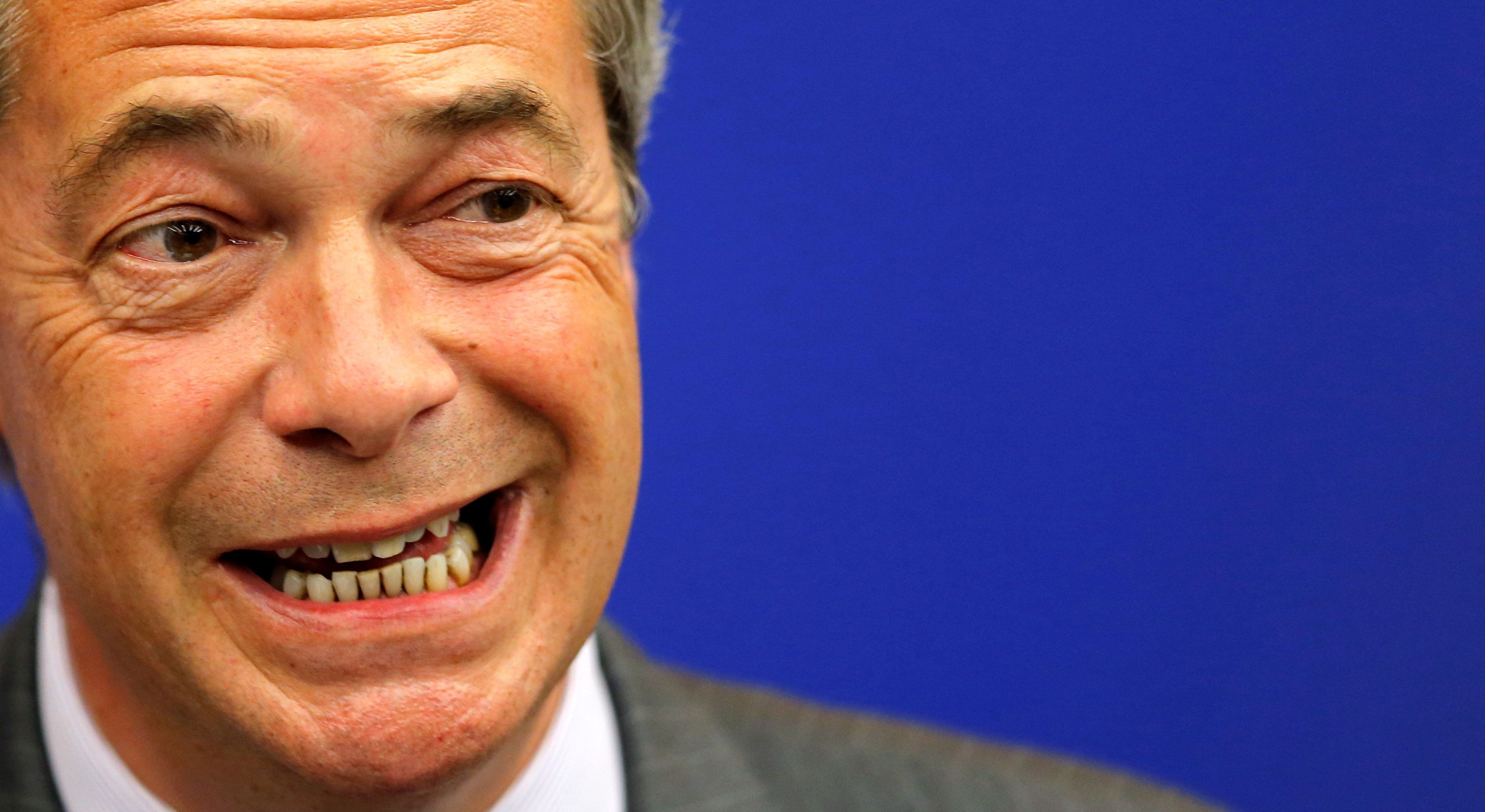 Nigel Farage 'Set To Make Reality TV Show