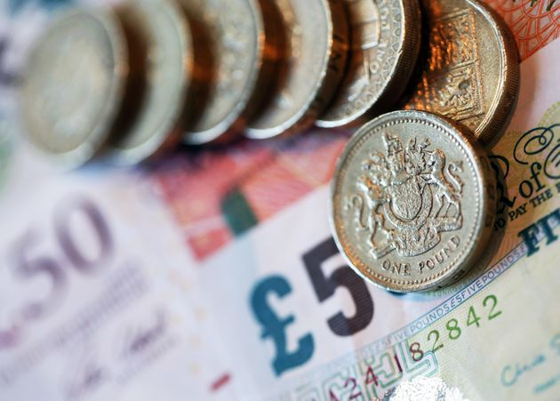 The state of Britain's economic woes was contested by the Guardian and Express