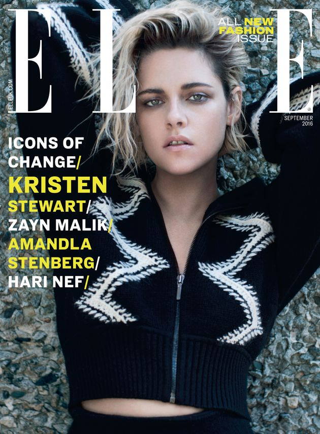 Kristen Stewart Claims She Is 'So Much Happier' Dating Women As She Confirms Alicia Carglie