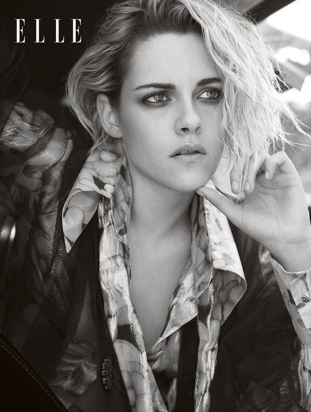 Kristen was speaking in the September issue of Elle