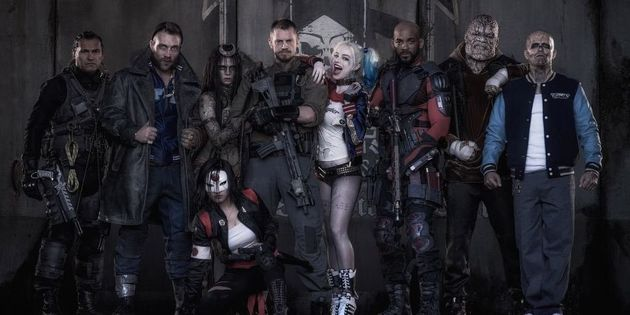 'Suicide Squad' is released next