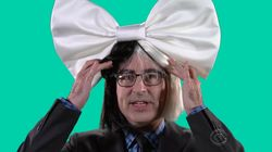 Stephen Colbert And John Oliver Give Democrats' 'Fight Song' The Makeover It Really