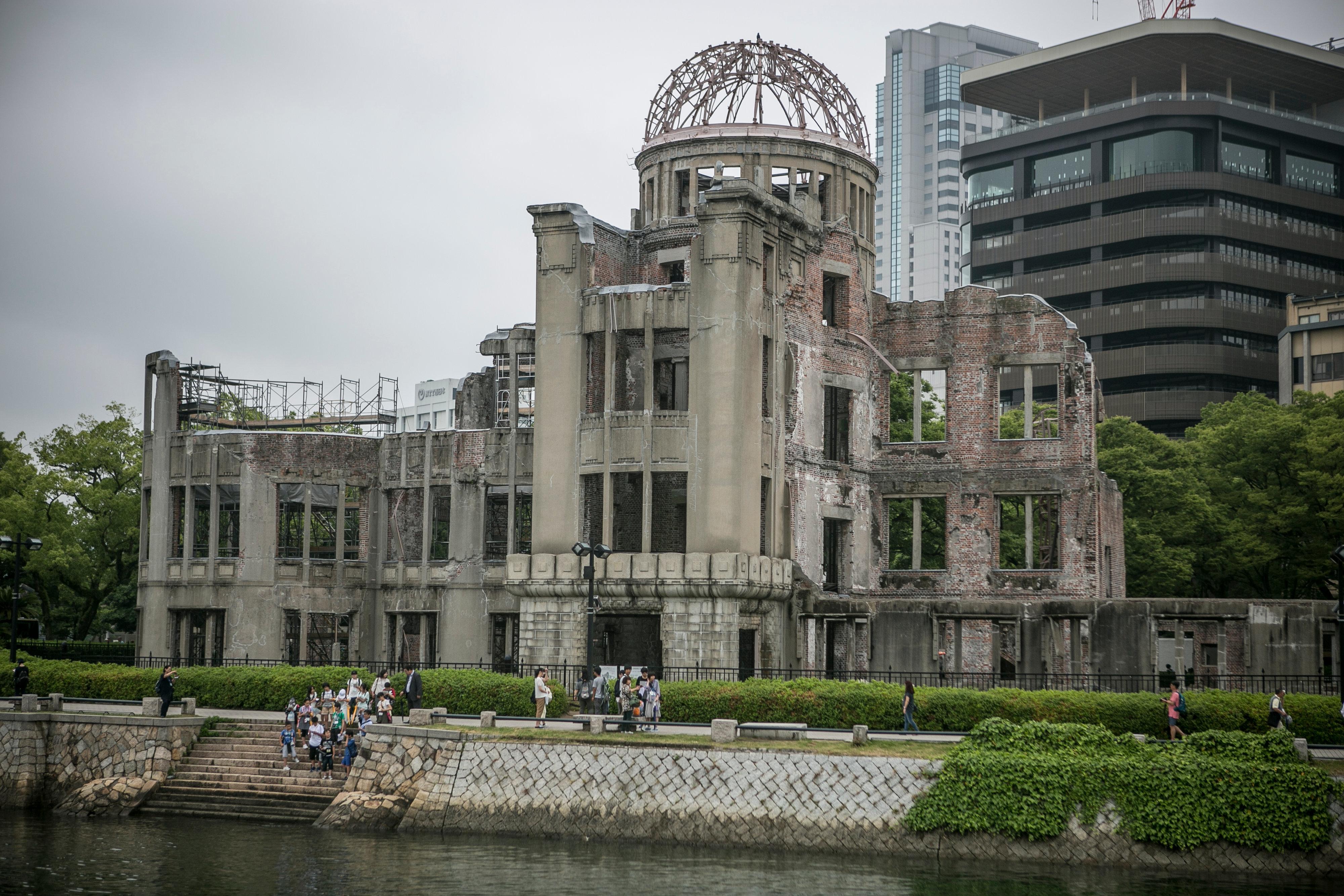 Hiroshima: Remove Pokemon Go From The Atom Bomb
