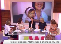Helen Flanagan: 'I Was Lost Before I Became A Mum'