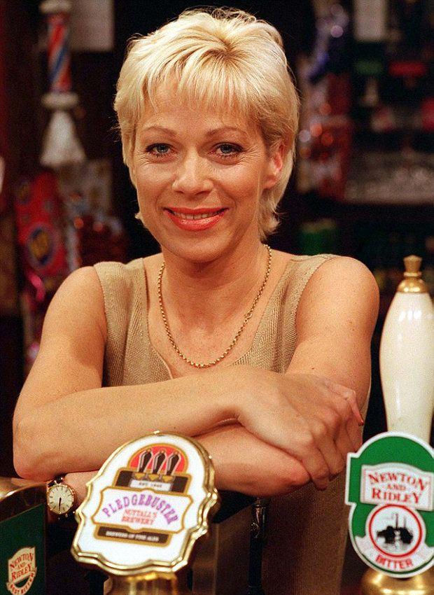 Deniseplayed Rovers Return landlady Natalie