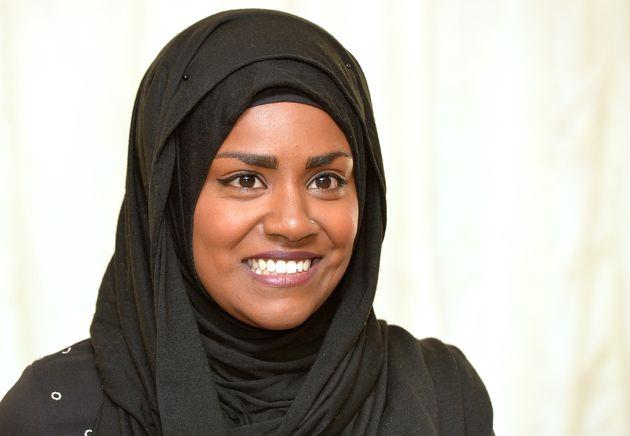 Nadiya Hussain won 'Bake Off' in