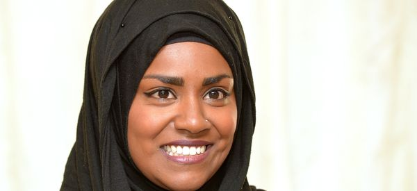'Bake Off' Filming Led Nadiya's Friends To Jump To A Very Big Conclusion