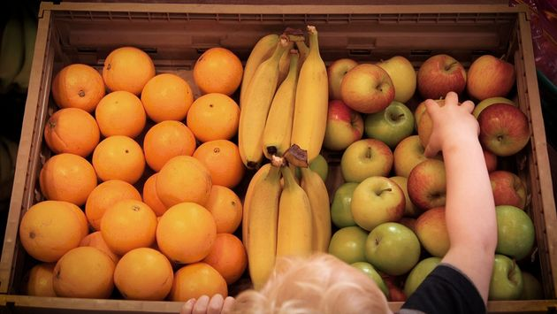 Tesco Launches 'Free Fruit For Kids' Initiative To Encourage Healthy Eating