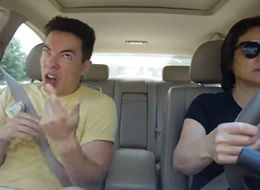 This Guy's Car Ride Dances Are An Astounding Sight To Behold