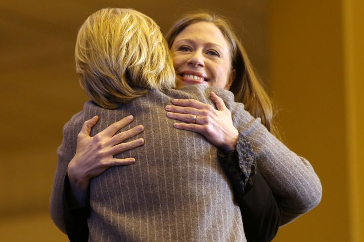 Chelsea Clinton is now a mom of two.