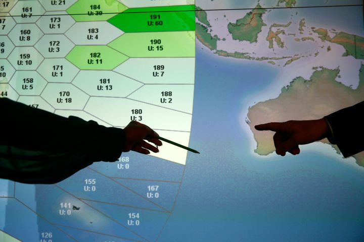 The pilot of the missing MH370 aircraft owned the home flight simulator that was used to plot the course to the southern Indi