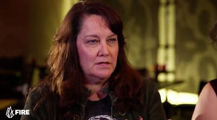 Kelly Carlin says her deceased father would definitely not support Donald Trump.