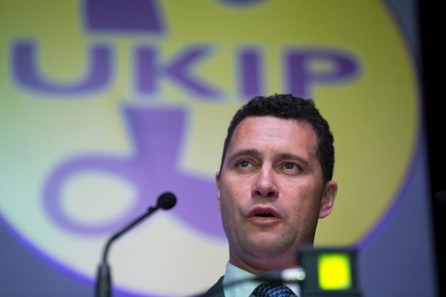 Ukip Chairman Says It Is 'Ludicrous' To Suggest Steven Woolfe Is Not A Party