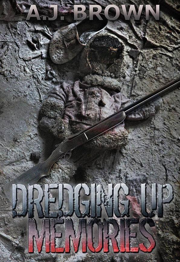 Cover of AJ Brown's book Dredging up Memories