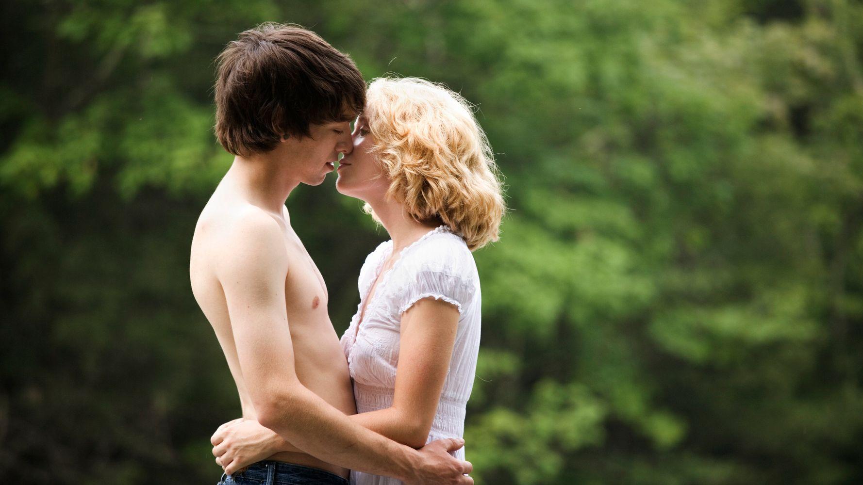 Young boy lovemaking, amateur teen girlfriend naked