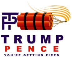Donald Trumps Campaign Couldnt Come Up With A Decent Logo, So These Artists Did It For Them