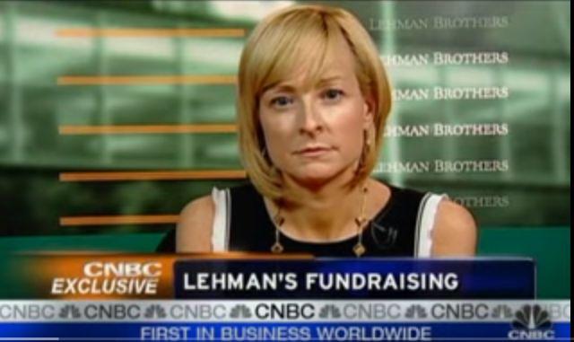 Erin Callan on CNBC