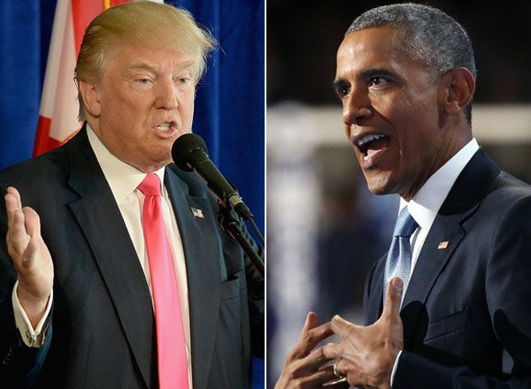 We Compared Obama's Words To Trump's And The Result Will Make You