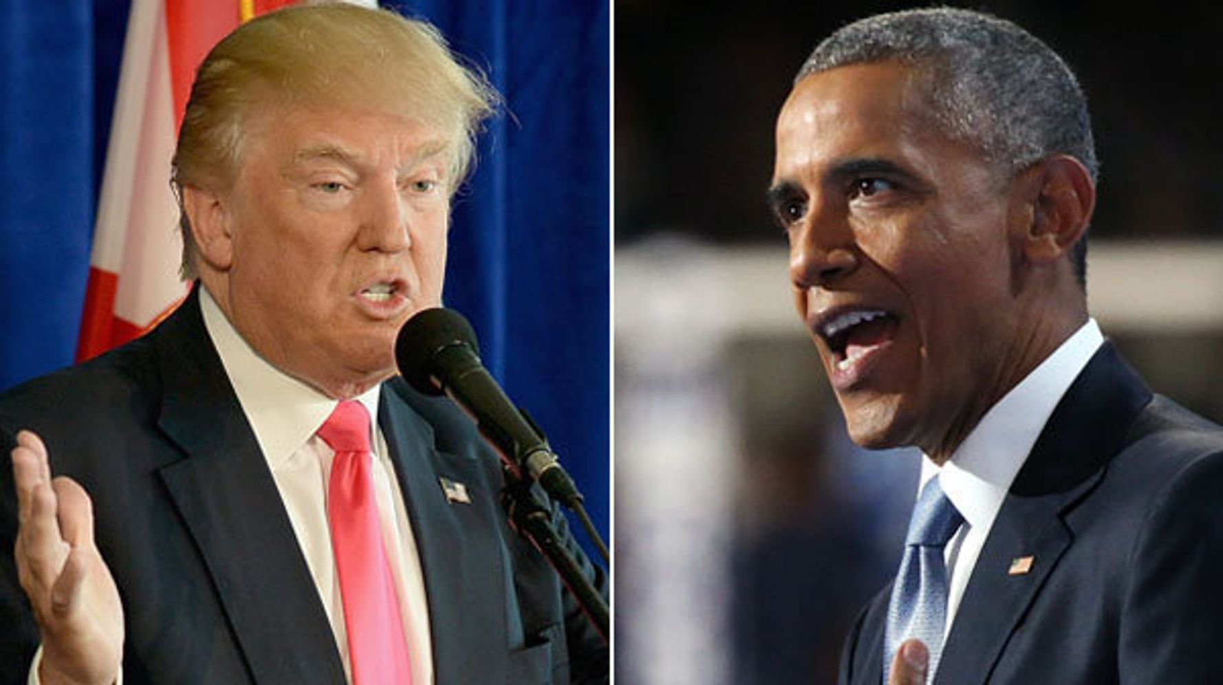 We Compared Obama's Words To Trump's And The Result Will