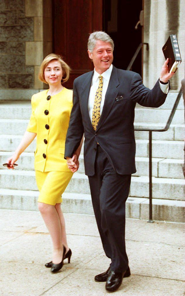 sc 1 st  HuffPost & 1970s Hillary Clinton Had The Wardrobe Of Your Dreams | HuffPost