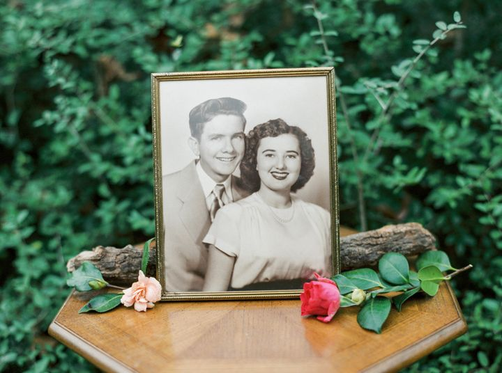 The couple -- who got engaged in December 1950 -- has nowbeen married for 65 years.