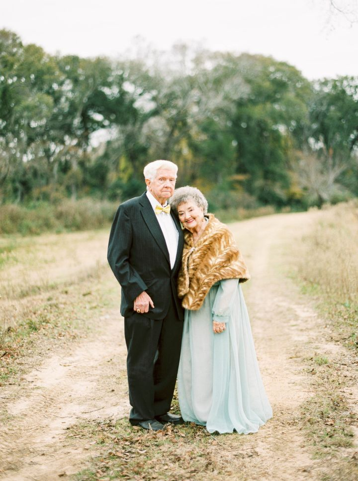 """Nelson said she and her Papaw are very similar. """"We are stubborn, big goofballs, and love photographing and videoing anything"""