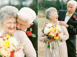 Grandparents Celebrate 63 Years Of Marriage With Sweet Photo Shoot