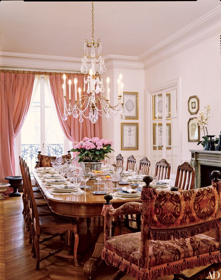 5 Large Dining Room Tables Perfect For Entertaining | HuffPost