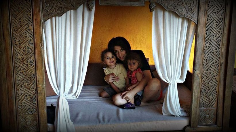Me and my children ~ Costa Rica