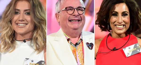 Meet This Year's 'Celebrity Big Brother' Housemates