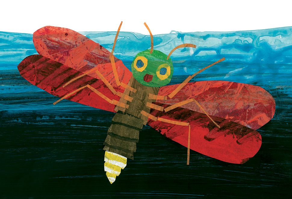 Illustration from <i>The Very Lonely Firefly</i> © 1995 by Eric Carle.