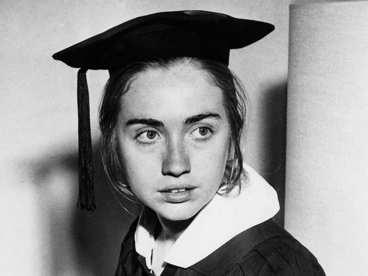 As a senior at Wellesley College in 1969, Hillary Clinton gave a commencement address that attracted national attention.