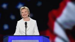 Hillary Delivers Inspiring Address As She Accepts Democrat