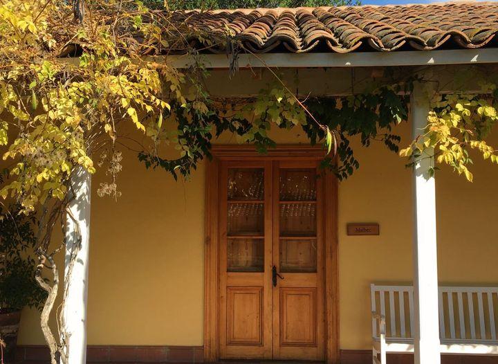 <i> Hotel La Casona atMatetic winery</i>