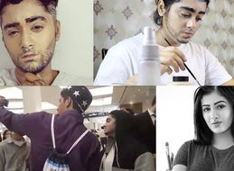 Female Makeup Artist Transforms Into Zayn Malik, Gets Mobbed By Fans