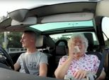 This Grandson Gave His Nan The Most Brilliant Birthday Surprise