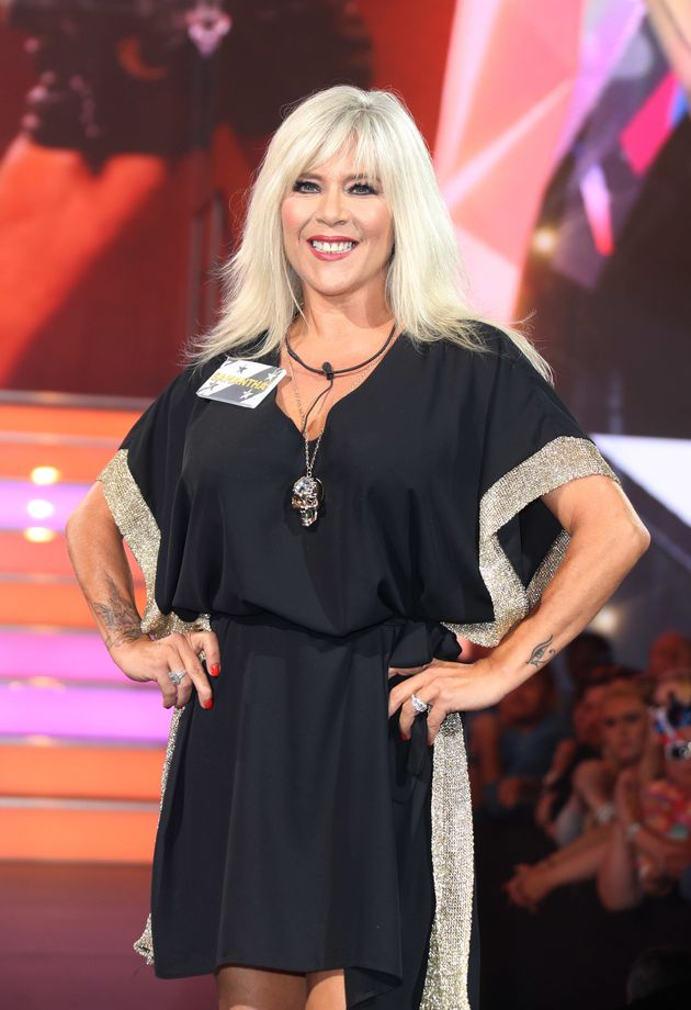 Samantha Fox has entered the 'Celebrity Big Brother'